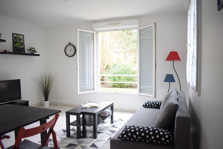 Appartement dans quartier calme et résidentiel