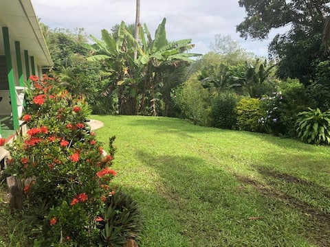 HIBISCUS COTTAGE group suitable homestay.