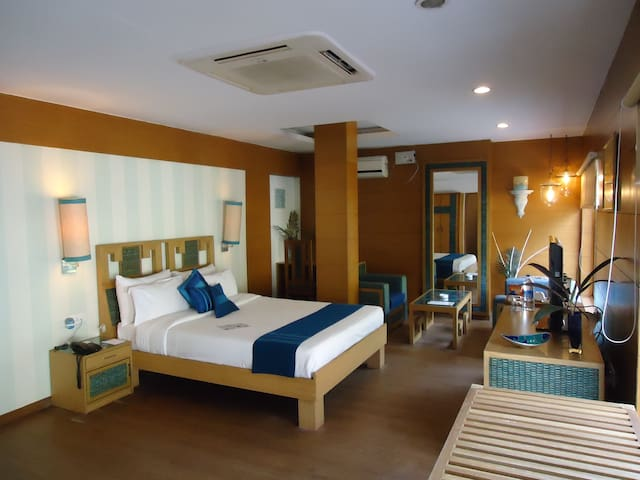 Exclusive Premium room @ Colva - コルバ - ブティックホテル