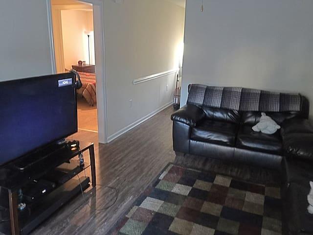 1BR apartment near Charlotte (CIAA) - Concord - Apartamento