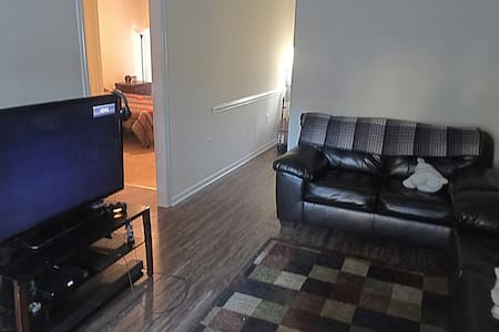 1BR apartment near Charlotte (CIAA) - Concord - Appartement