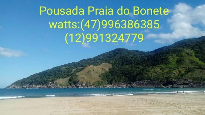 Pousada Praia do Bonete