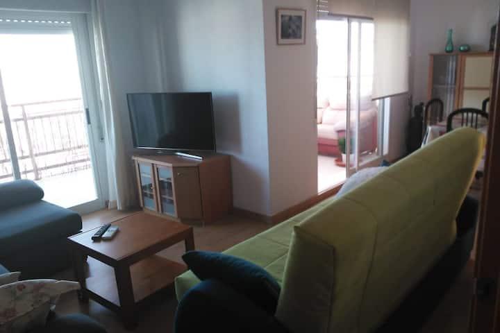 Bel appartement à Albaida près du musée Segrelles