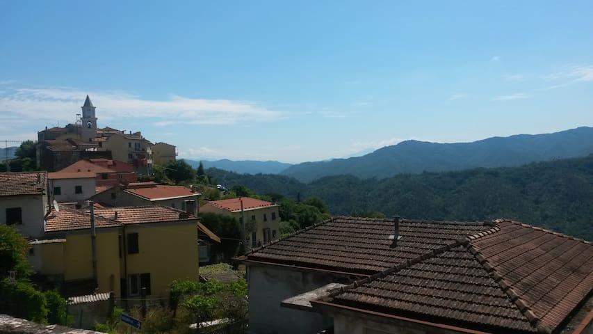 La Terrazza di Maria - Bracelli - Huis