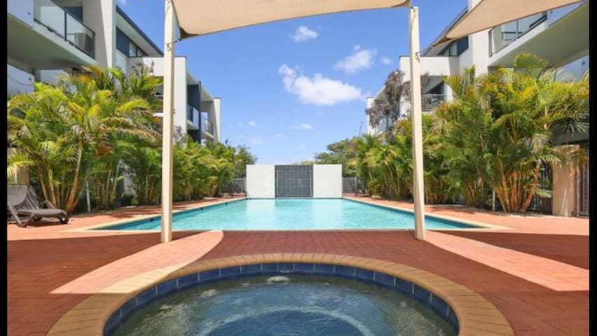 Riverfront Apartment Suite