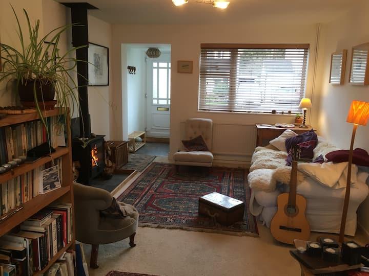 Single room in lovely shared home.