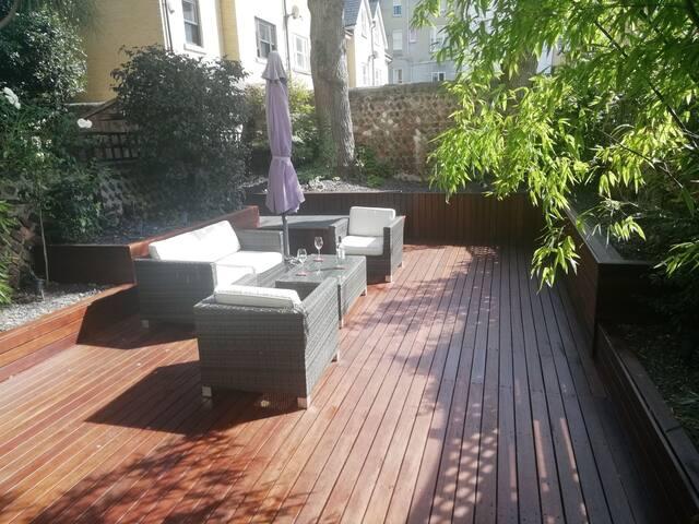 Great location and stylish accommodation