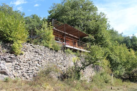 L'observatoire (Cabane, Eco-lodge)