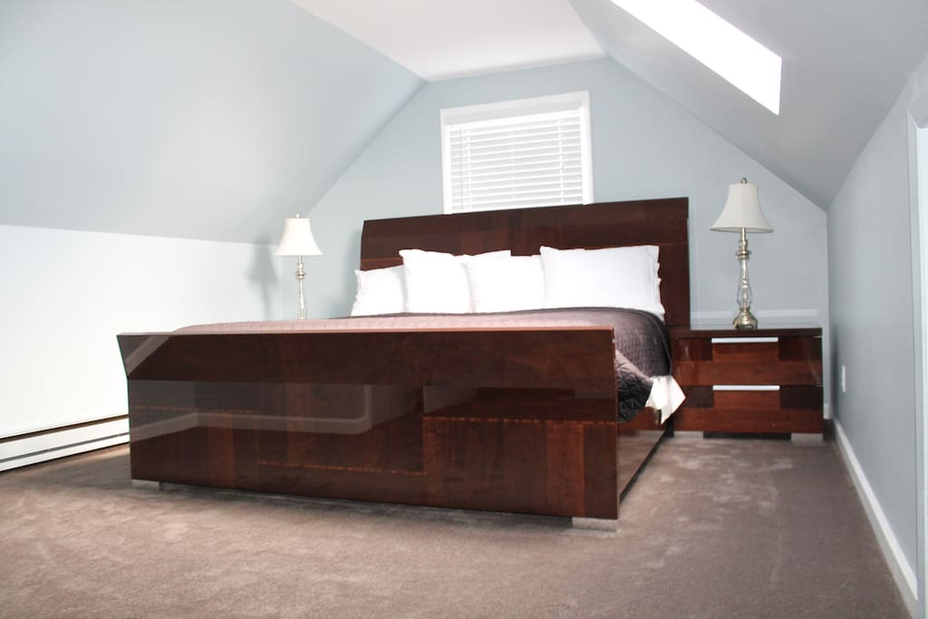 Brand New Simons Beauty rest Mattress and Italian Designer Furniture.