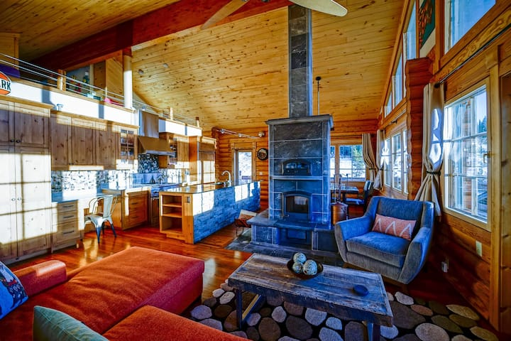 Steamboat Springs Log Cabin Rental