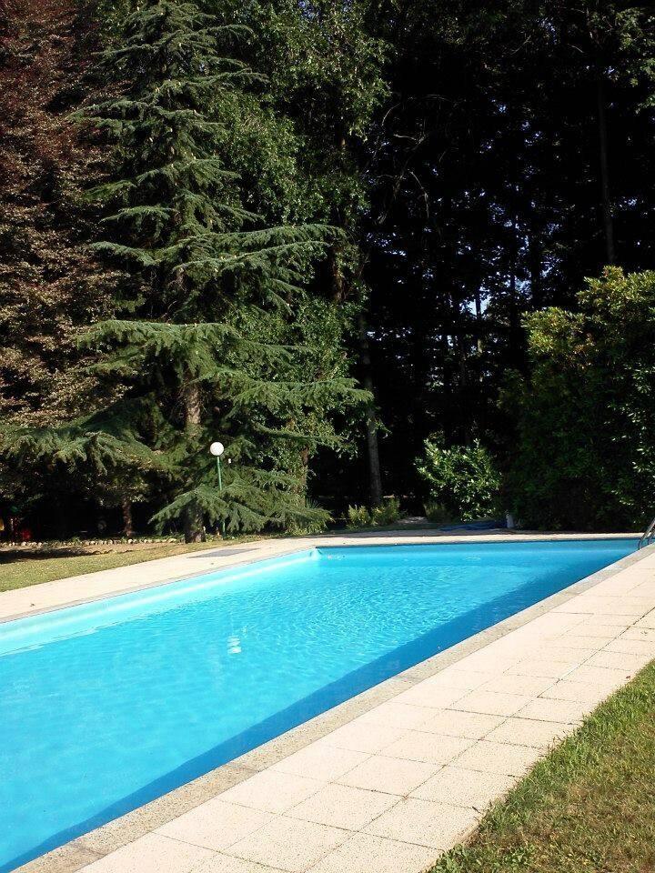 Intero Appartamento in villa con piscina