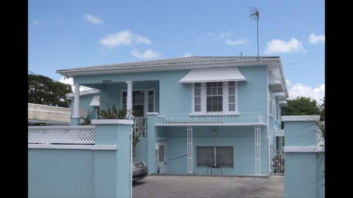 Coastal Carribean Home 1st Floor Flat