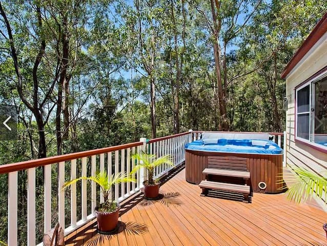 Guanaba Gum Tree Hot Tub Hideaway - Guanaba - Ev