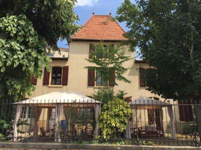 Appartement 7 places en bord de Loire