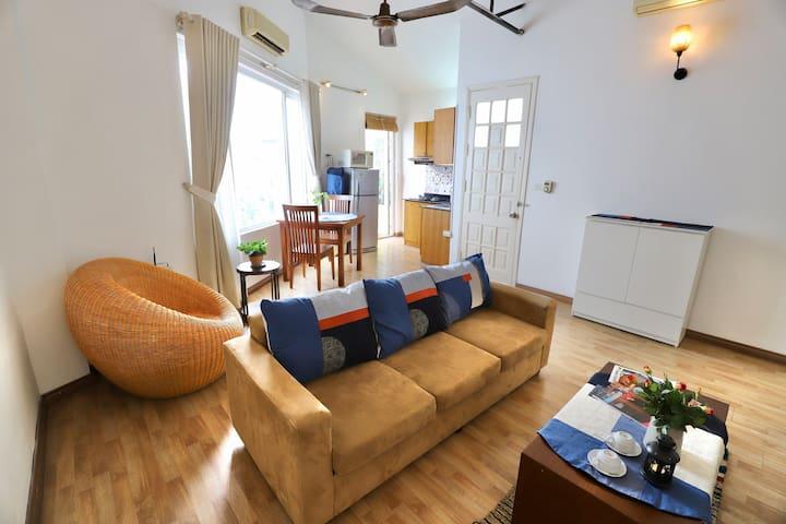42/12 Dao Tan str/ Dreamy Apartment