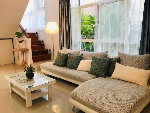 A new day in Chiangmai 山水蔚来/Standard room