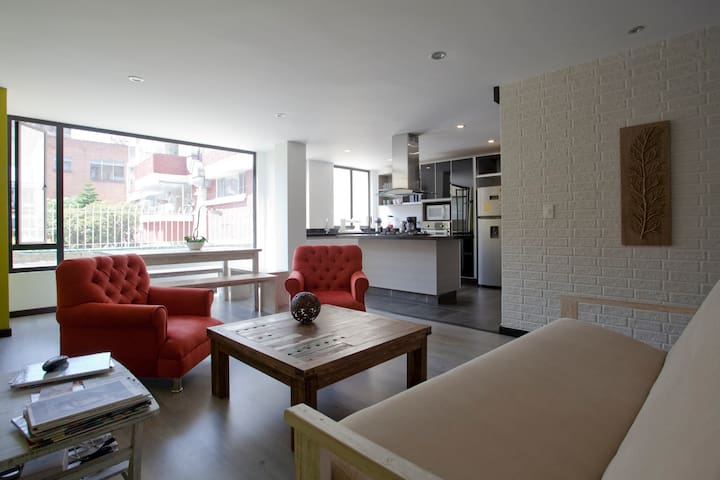 Brand new flat near CityCenter - Bogota