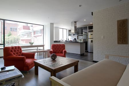 Brand new flat near CityCenter - Bogota - Apartment