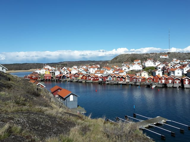 Swedish west coast paradise on Orust in Bohuslän