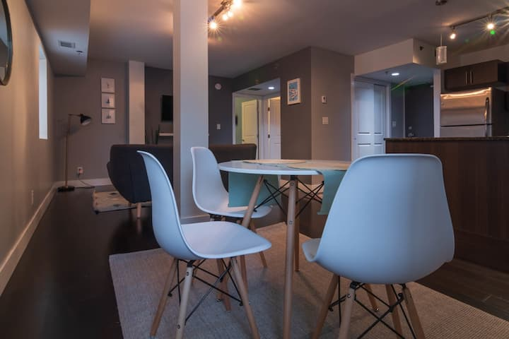 Modern Character + Convenience in Osborne Village