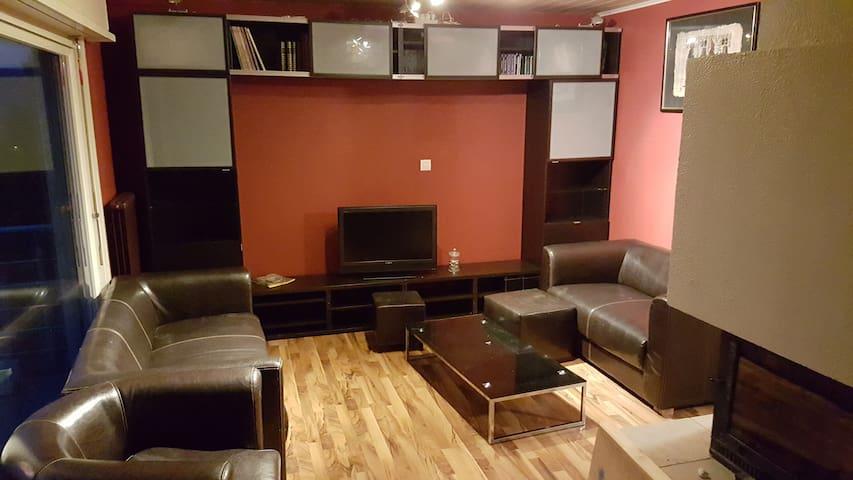 Chambre dans une colocation - Fenin - House