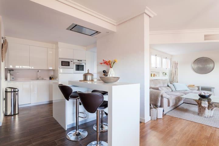 Awesome Penthouse Deluxe / Increíble Ático De Lujo - Sewilla - Apartament