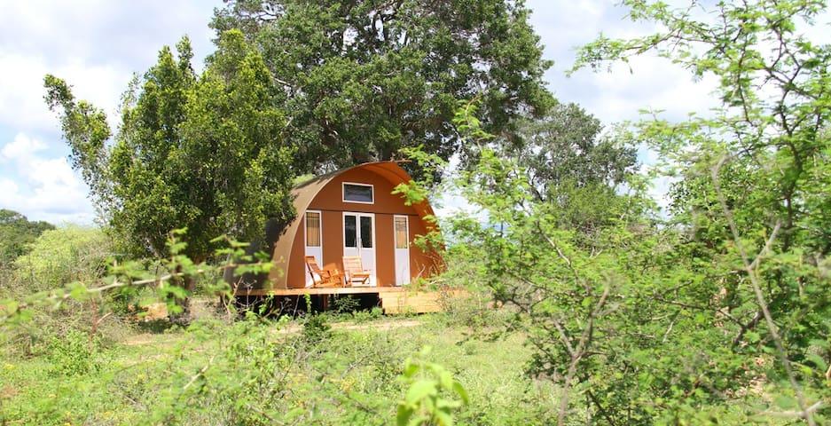 Leopard Nest Luxury Campsite