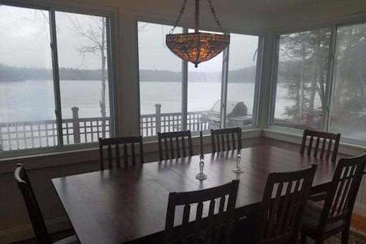 Waterfront home Mount Monadnock