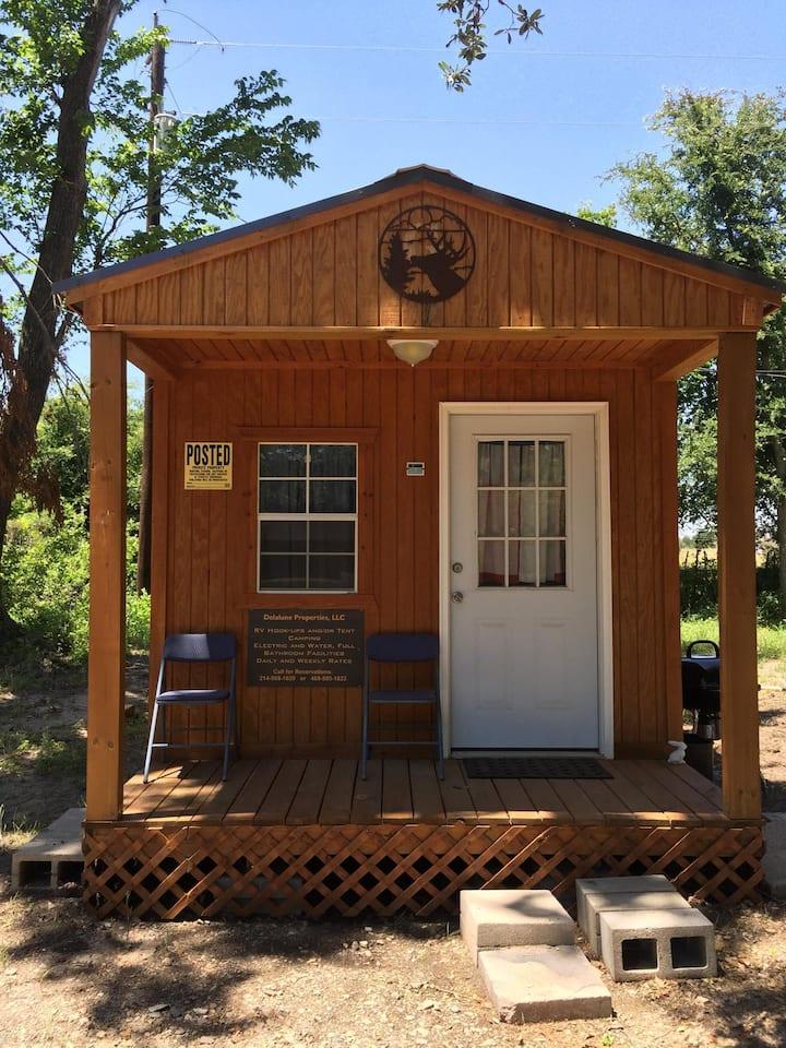 Cozy Cabin in Rural Central Texas