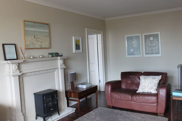 Spacious beautiful apartment in Tynemouth - Tynemouth - Apartment