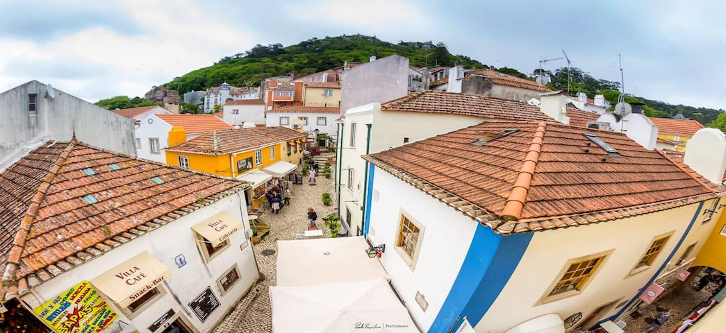 Casa da Avó  Heart of Sintra   Best Views