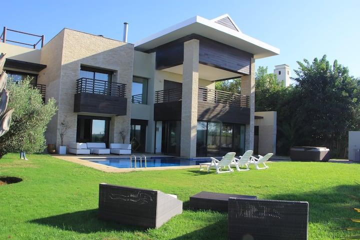 Somptueuse villa de luxe