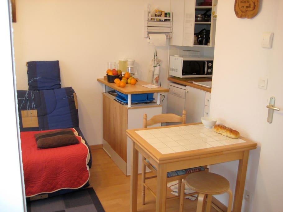 appartement aux portes de trouville deauville wohnungen zur miete in touques normandie. Black Bedroom Furniture Sets. Home Design Ideas