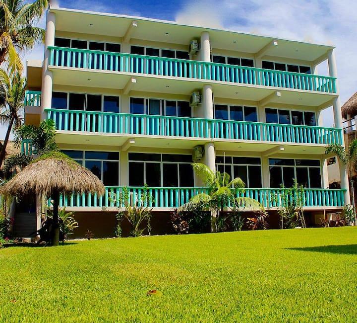 #6 Ocean View Apartment 2 Blocks from Zicatela!