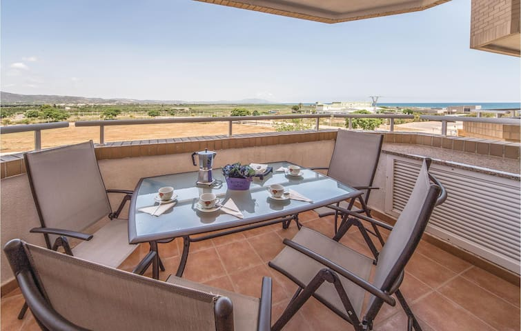 Holiday apartment with 2 bedrooms on 60m² in Cabanes