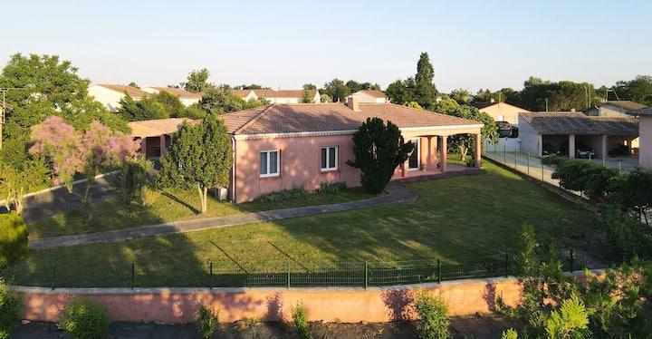 Maison détente 130 m² pouvant accueillir PMR