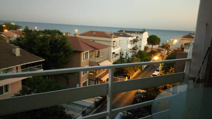 Summer house with SEAVIEW in Silivri-Istanbul