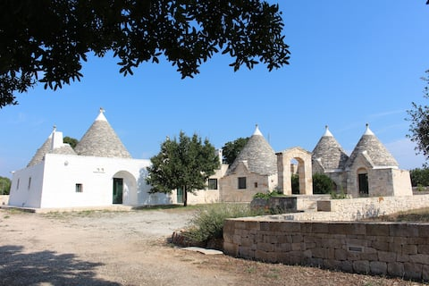 Trulli Il Sogno: a relaxing holiday