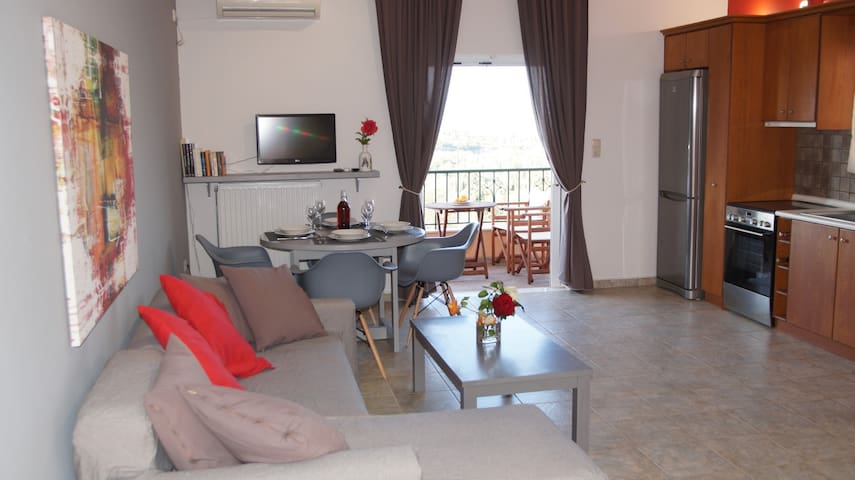 Corfu Quality Suite. Tranquility, Panoramic View.
