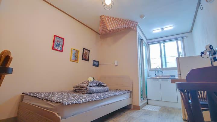 BONG-GU HOUSE 26 테크노게이트3분,동대구역,동대구터미널,대구국제공항