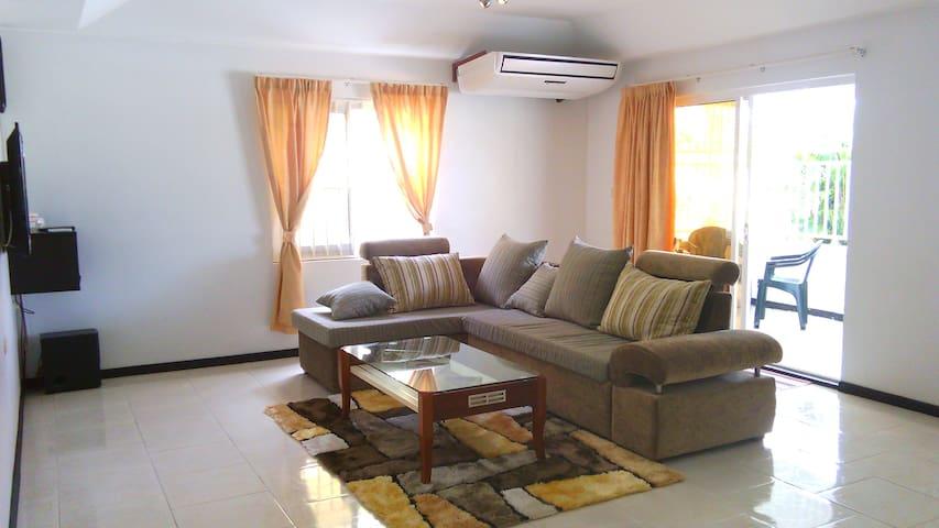 Luxe appartementencomplex met zwembad - Paramaribo - Pis