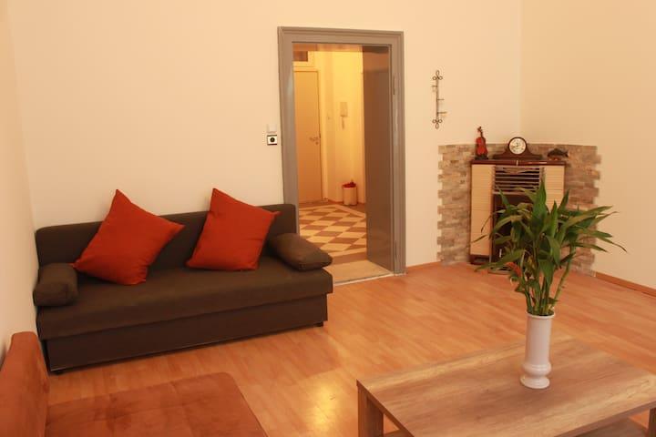 VINTAGE APARTMENT - Wien - Lägenhet