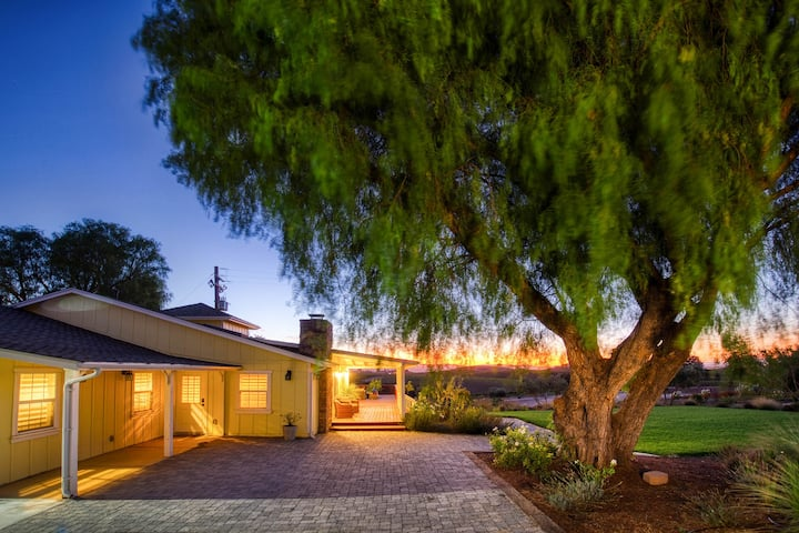 New Listing! Updated Estate at Rails Nap Vineyard
