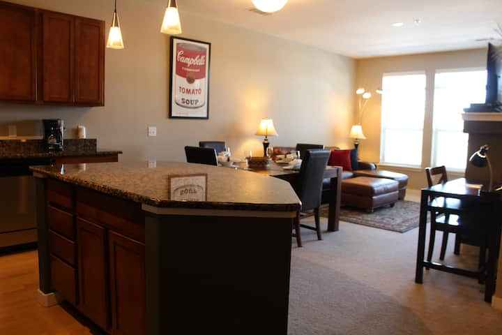 2 Bedroom Broomfield Condo at Vantage Pointe Lofts