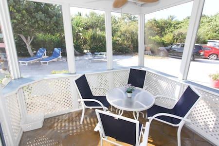 2 Bedroom w/ Beach Access - Sanibel - Other