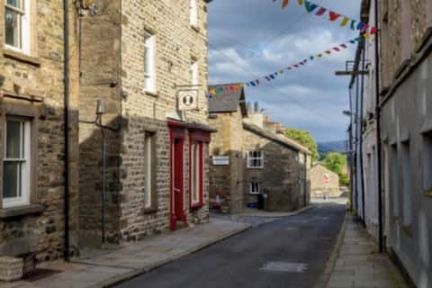 **The Cosy Corner**In the Heart of Sedbergh**