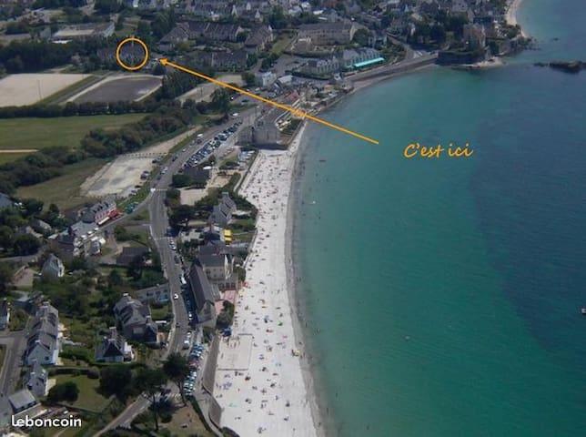 appartement t2 plage et Thalasso a 100m