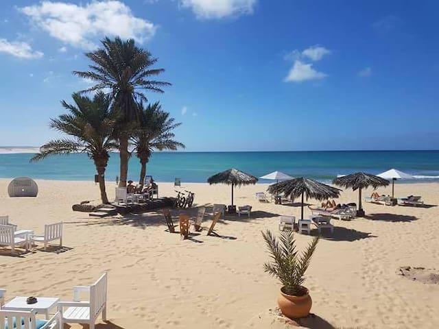 Praia di Chavez una bellissima spiaggia da visitare sull isola