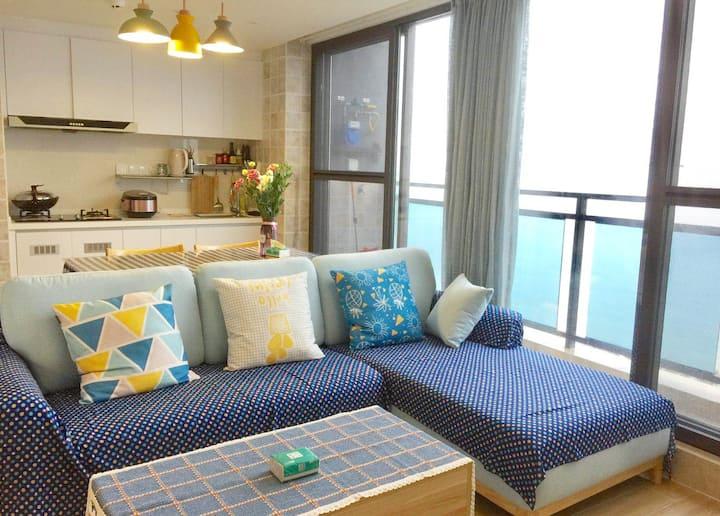 晏子之家--蓝色的梦--无敌海景公寓