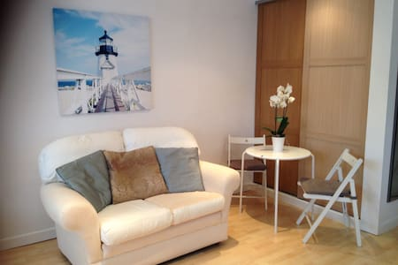 Self contained, light and airy, double apartment - St. Saviour  - Daire